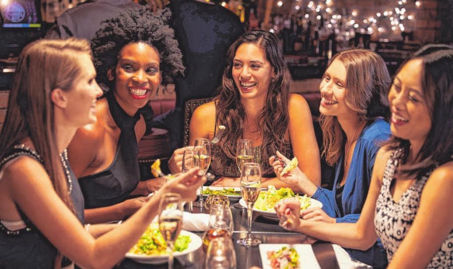 Sie fühlen sich wohl im RestaurantFOTO: PRIVAT