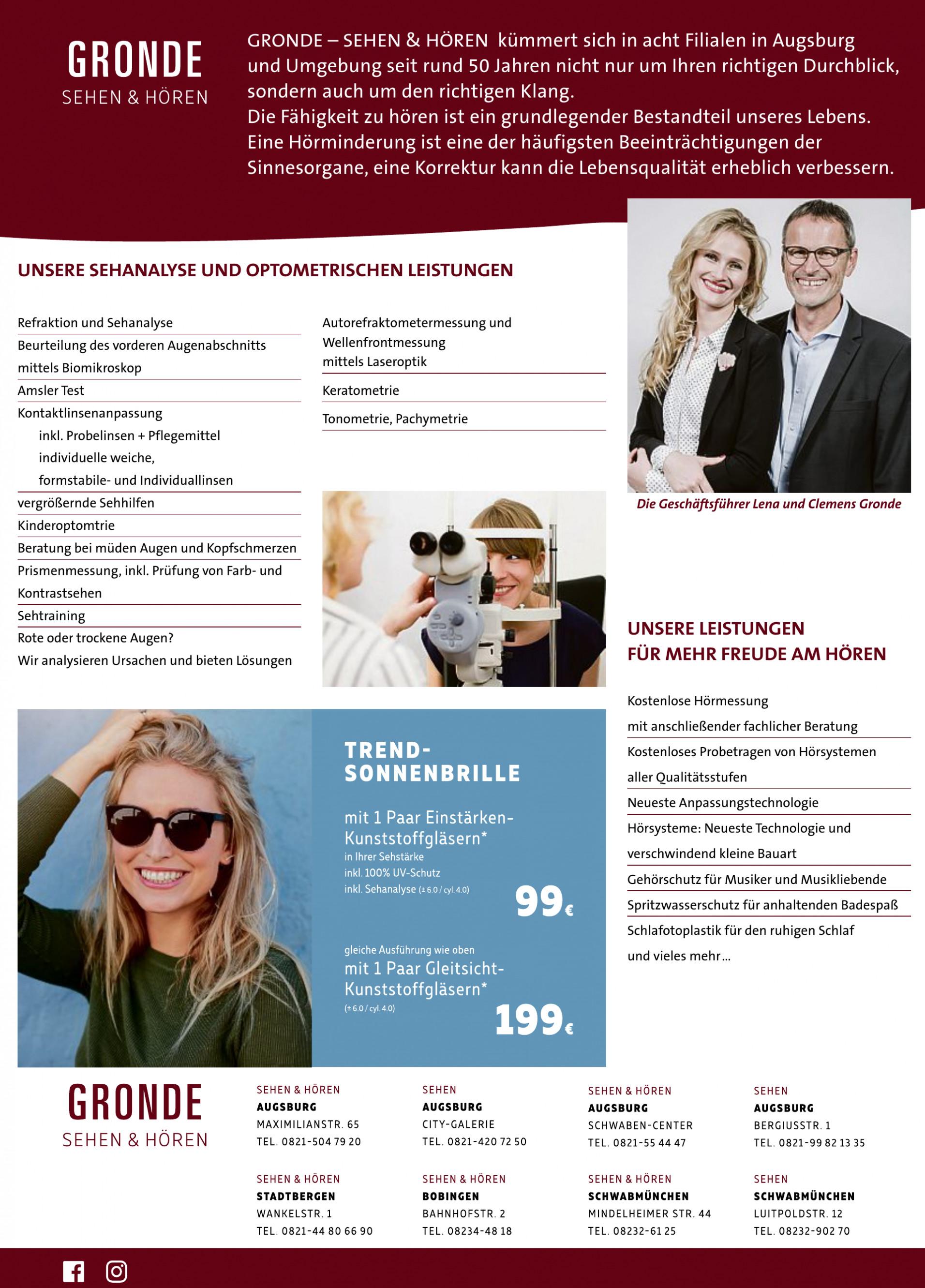 Gronde sehen+hören GmbH