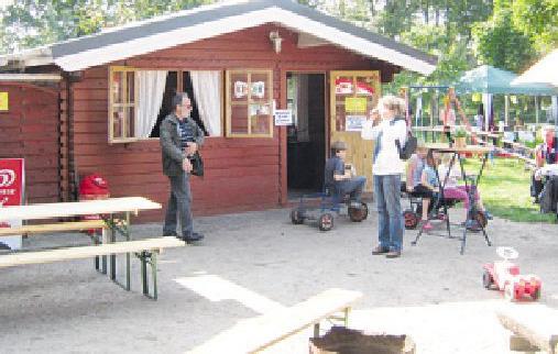 In der Kinder-Hütte auf dem Uhlenhof werden auch Geburtstage für die Kleinen ausgerichtet Foto: Uhlenhof