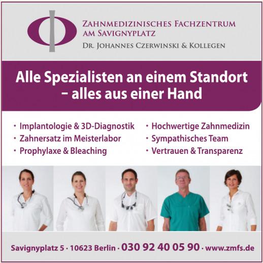 Zahnmedizinisches Fachzentrum Am Savignyplatz