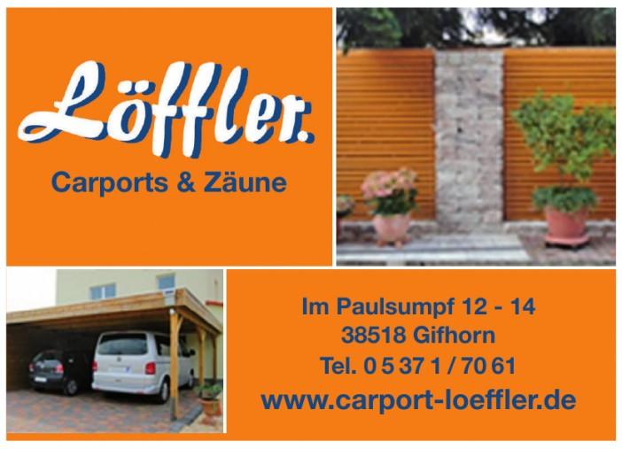 Löffler - Carports & Zäune