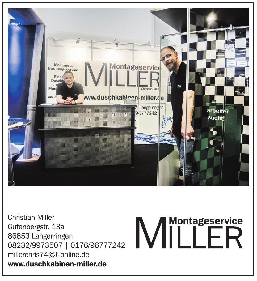 Montageservice Miller