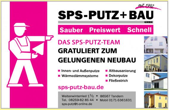 SPS - Putz und Bau GmbH