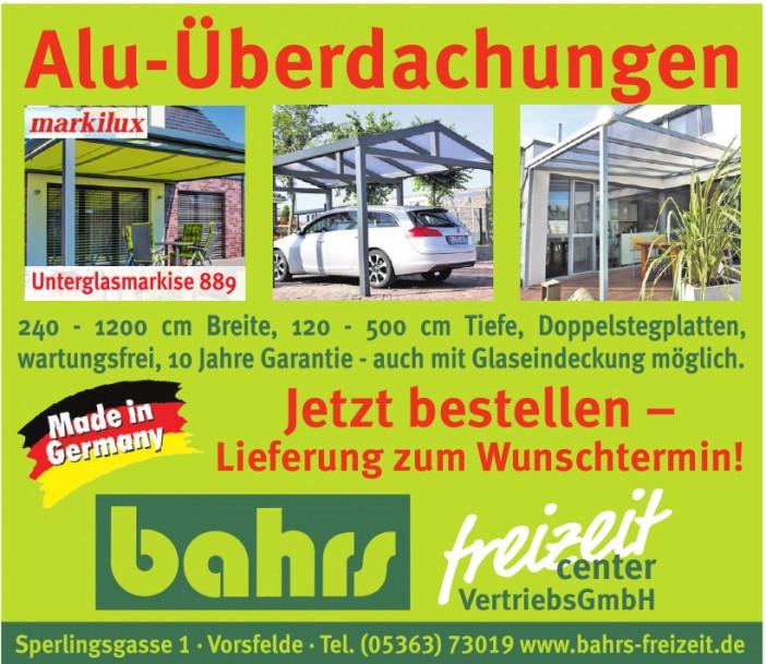Bahrs Freizeit Center VertriebsGmbH