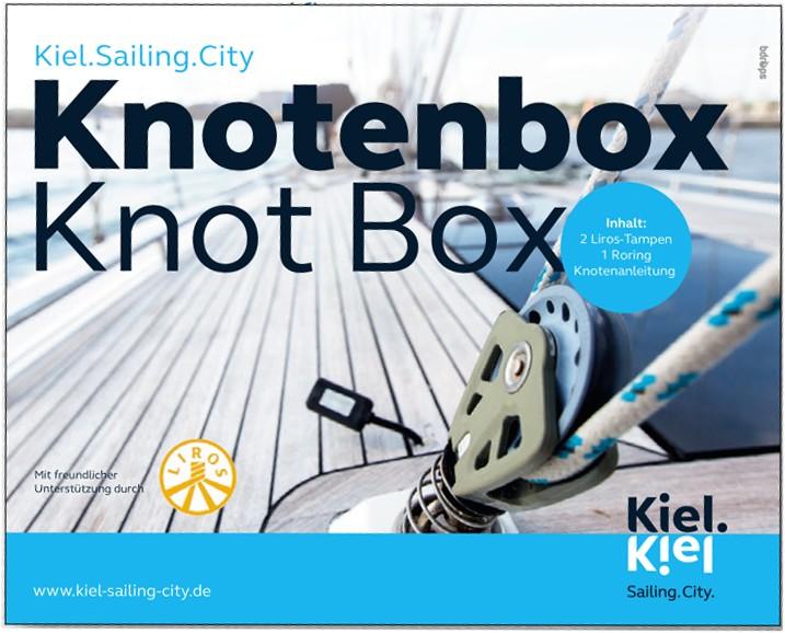 Kiel.Sailing.City Knotenbox