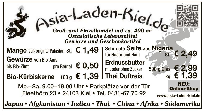 Asia Laden Kiel
