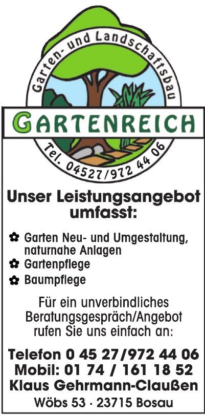 Gartenreich Garten- und Landschaftsbau