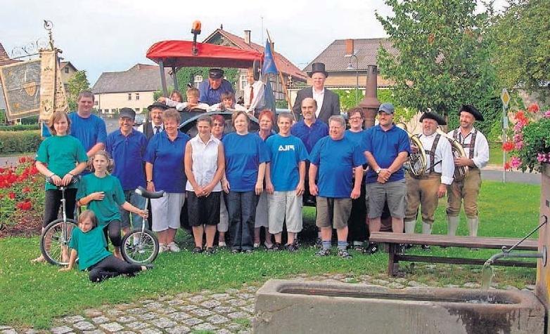 Am Wochenende wird in Schorkendorf gemeinsam Kirchweih gefeiert. Fotos: Archiv