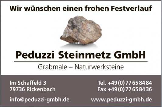 Peduzzi Steinmetz GmbH