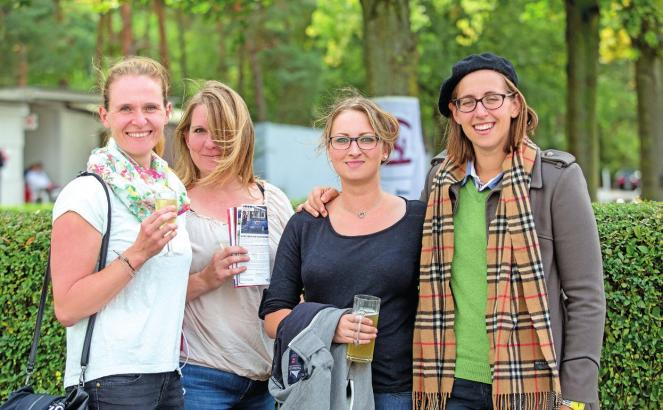 Katja, Sonja, Louisa und Alexandrine aus Mannheim