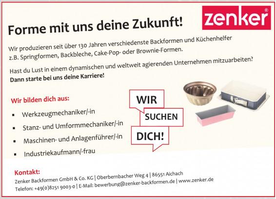 Zenker Backformen GmbH & Co. KG