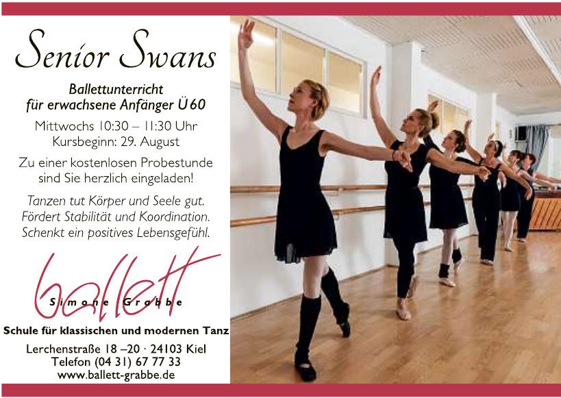 Ballett Simone Grabbe
