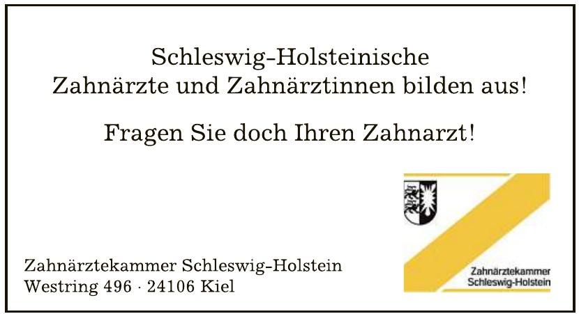 Zahnärztekammer Schleswig-Holstei