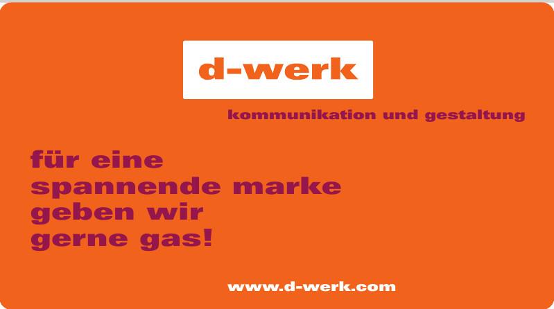 d-werk kommunikation und gestaltung