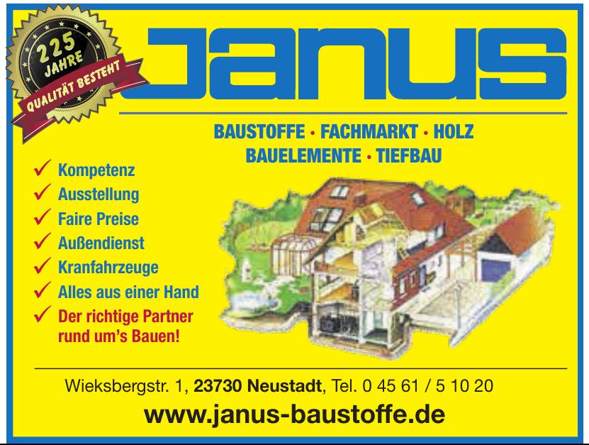 Janus Holz- und Baustoffe
