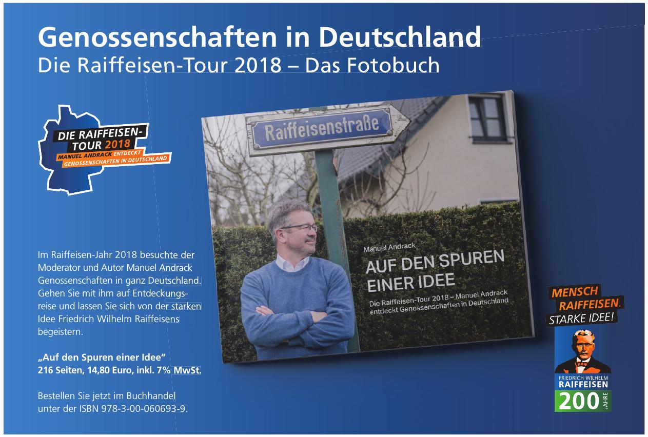 Genossenschaften in Deutschland - Die Raiffeisen-Tour 2018