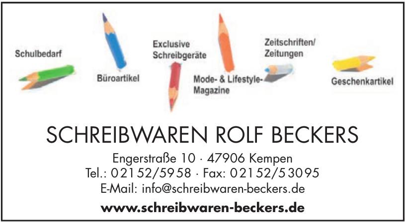 Schreibwaren Beckers