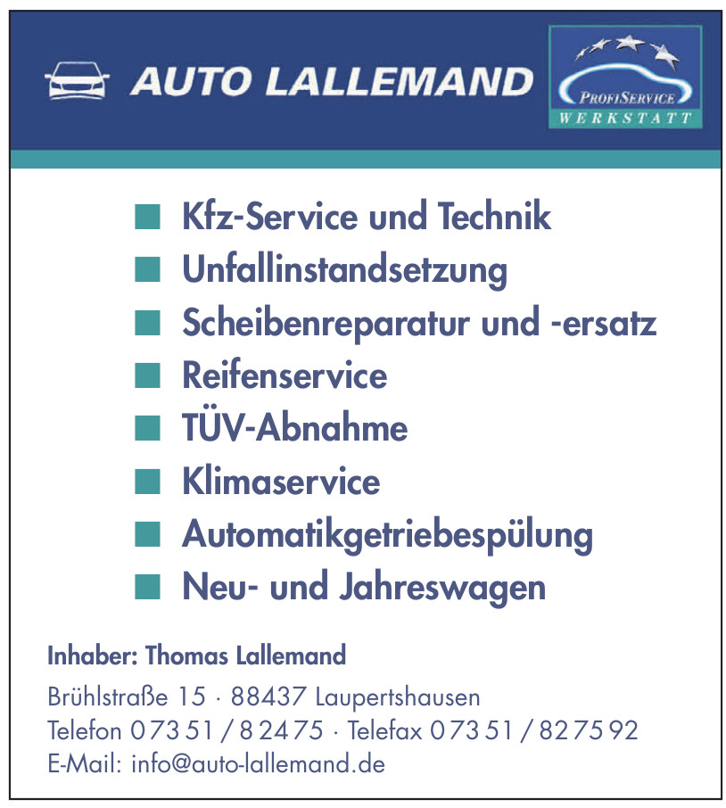 Auto Lallemand
