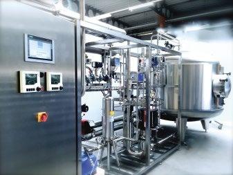 Modulare Konzepte für Pharmawasser in der Lohnfertigung Image 1