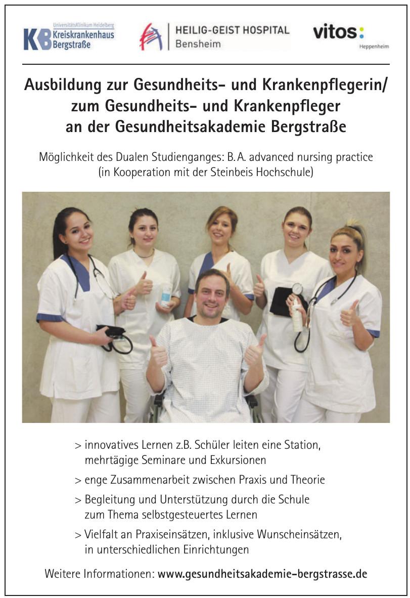 Gesundheitsakademie Bergstraße