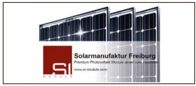 Solarmanufaktur Freiburg