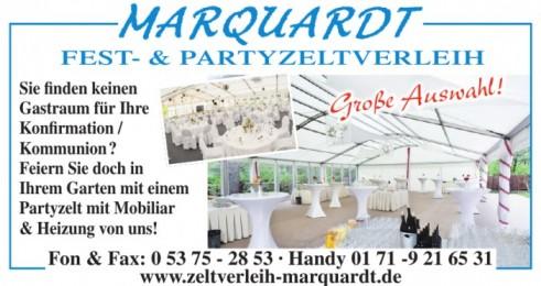 Fest- & Partyzeltverleich Marquardt
