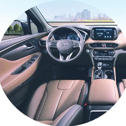 Hyundai legt Wert auf hochwertige Verarbeitung im Innenraum. Foto: Hyundai