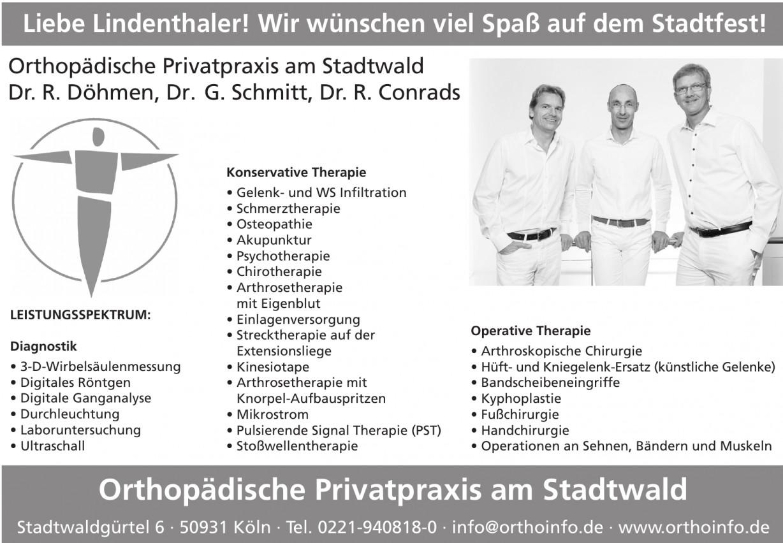 Orthopädische Privatpraxis am Stadtwald