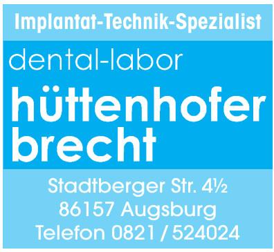 dental-labor hüttenhofer, brecht