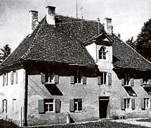 1824 bis 1901: Das erste Krankenhaus in Schwabmünchen.