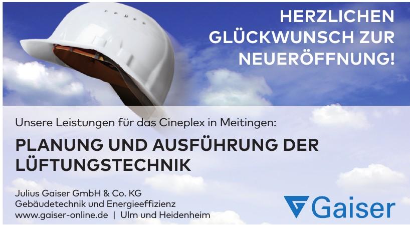 Julius Gaiser GmbH&Co. KG