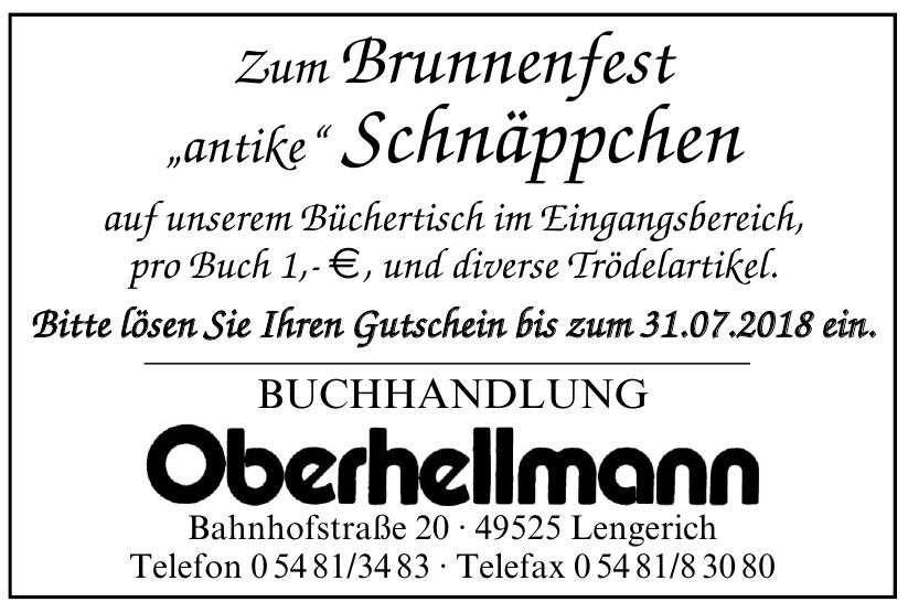 Buchhandlung Oberhellmann