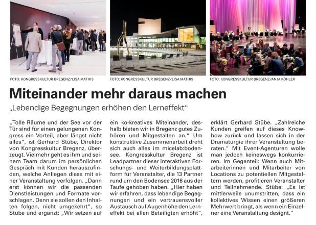 Kongresskultur Bregenz