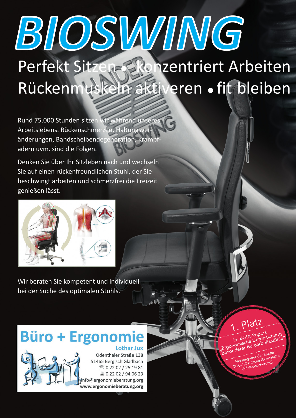 Ergonomieberatung Lothar Jux