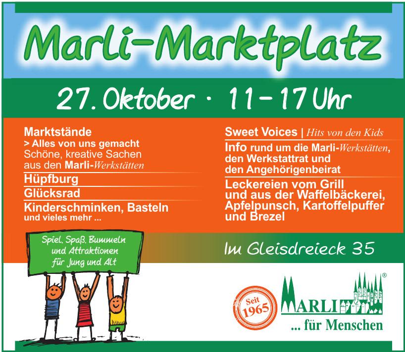 Marli-Marktplatz