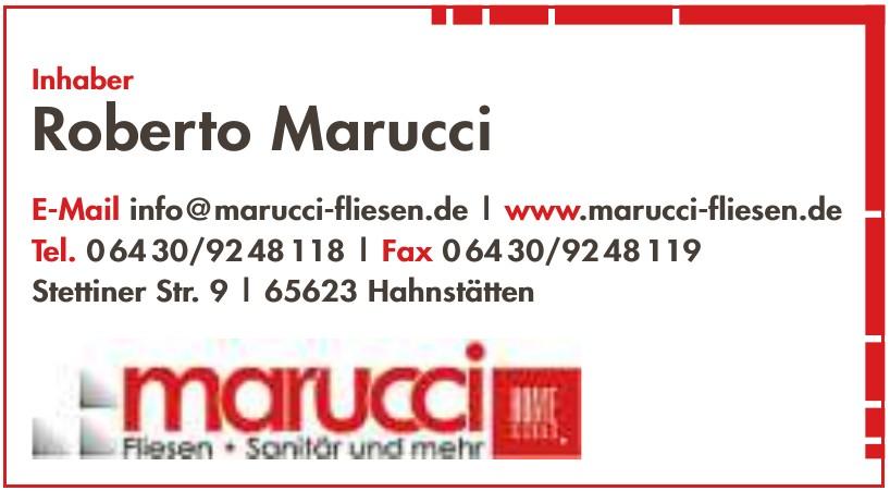 Roberto Marucci