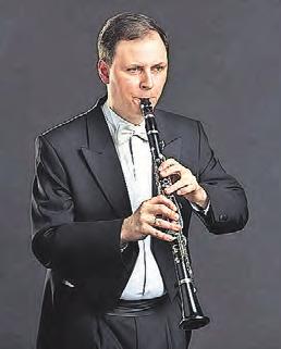 Andreas Lehnert, Solo-Klarinettist des Gewandhausorchesters