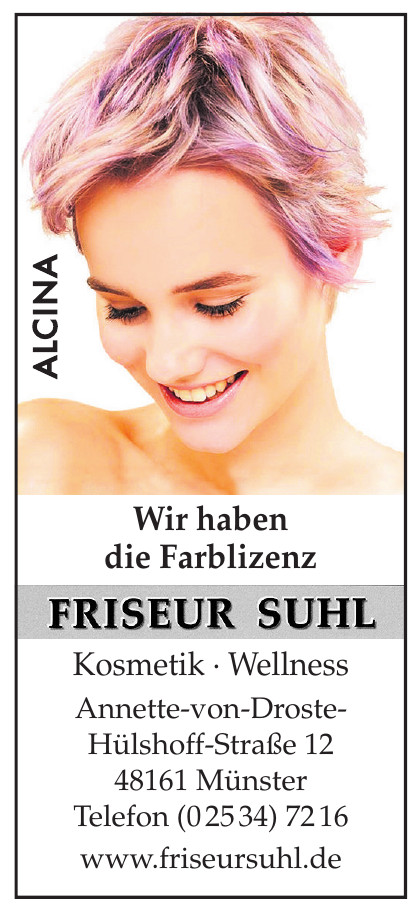Friseur Suhl