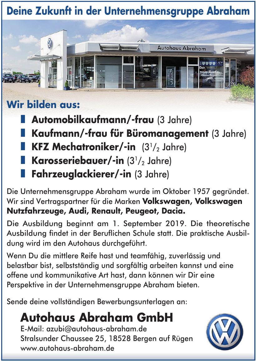 Autohaus Abraham GmbH