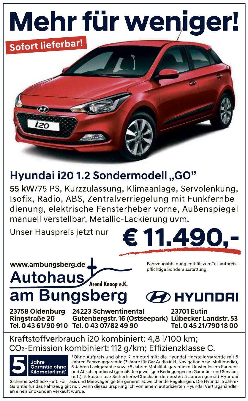 Autohaus am Bungsberg Arend Knoop e.K.