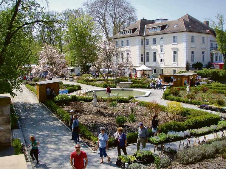 Burgen, Schlösser & Herrenhäuser im Landkreis Börde Image 4
