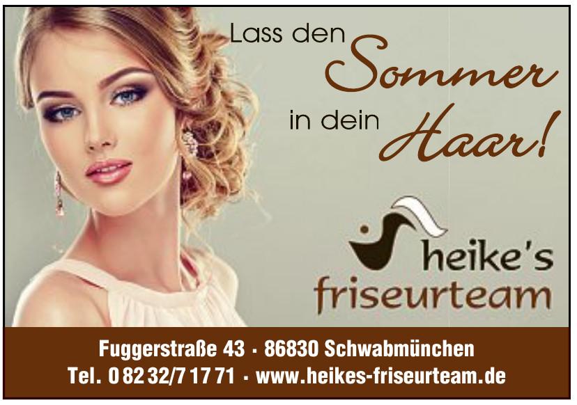 Heike Wagner heike's friseurteam