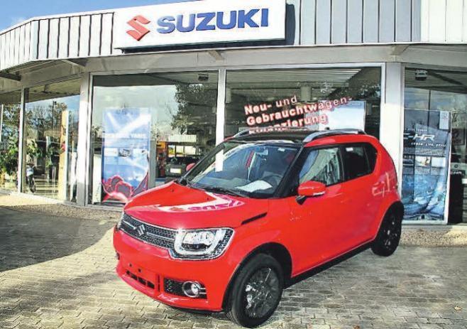 Sehr gefragt im Moment: der Micro-SUV Suzuki Ignis.