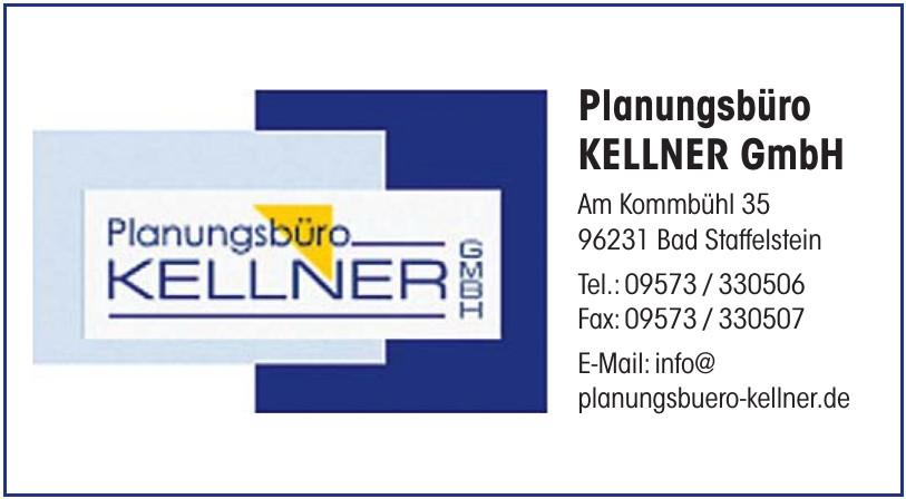 Planungsbüro  Kellner GmbH