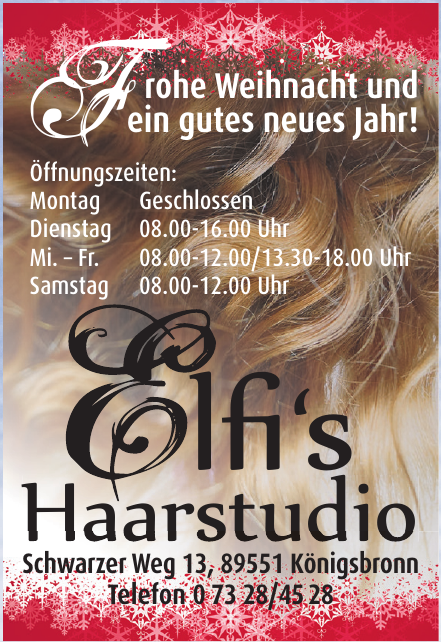 Elfi´s Haarstudio