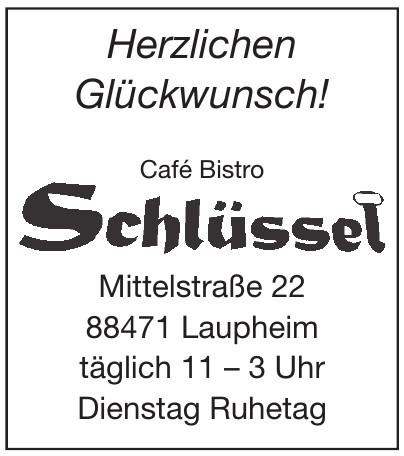 Café Bistro Schlüssel