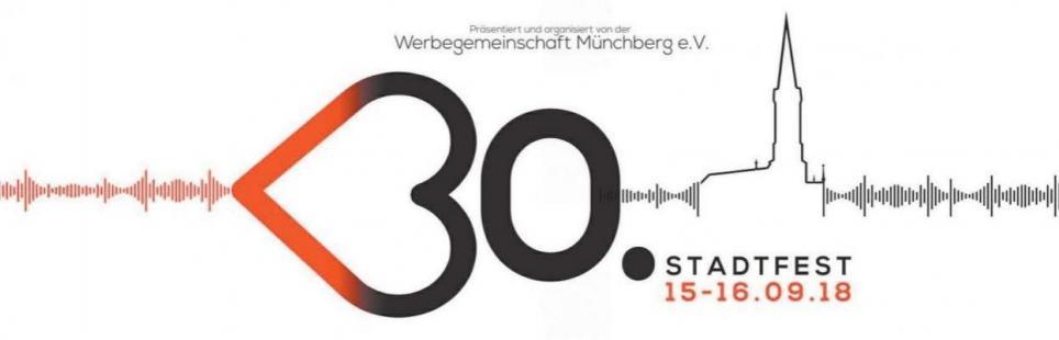 Die Werbegemeinschaft wird 40, zum 30. Mal organisiert der Verband das Stadtfest – dazu haben die Verantwortlichen ein hübsches Logo kreiert.