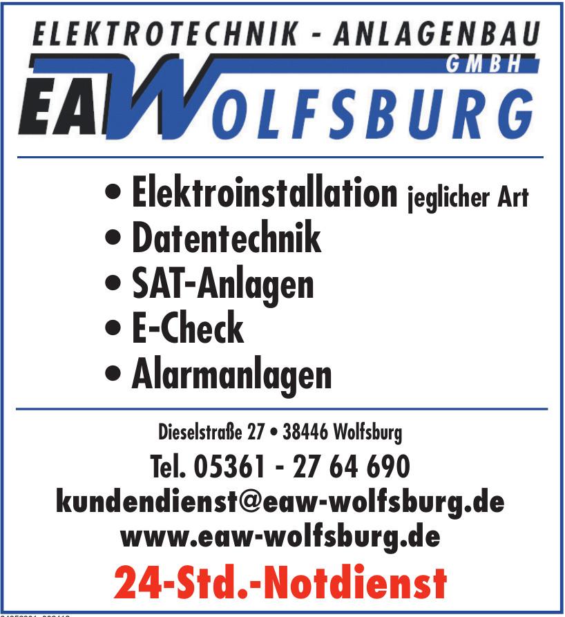 Elektrotechnik - Anlagenbau EA Wolfsburg GmbH