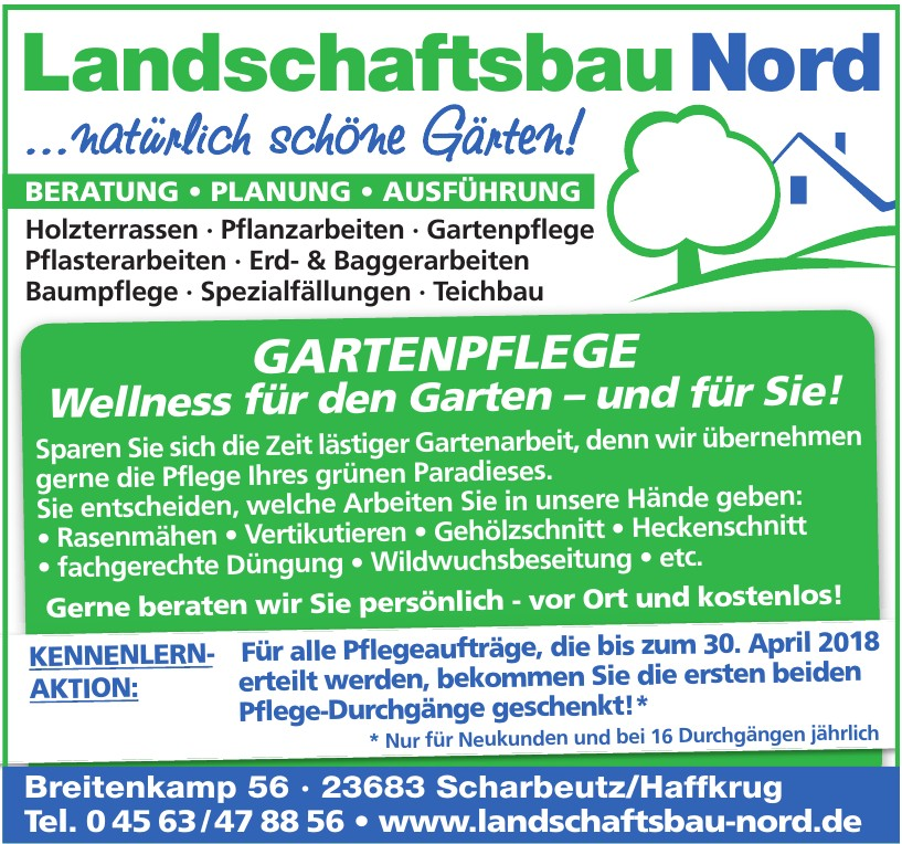 Landschaftsbau Nord