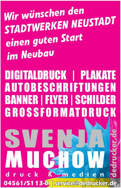 Svenja Muchow druck & medien